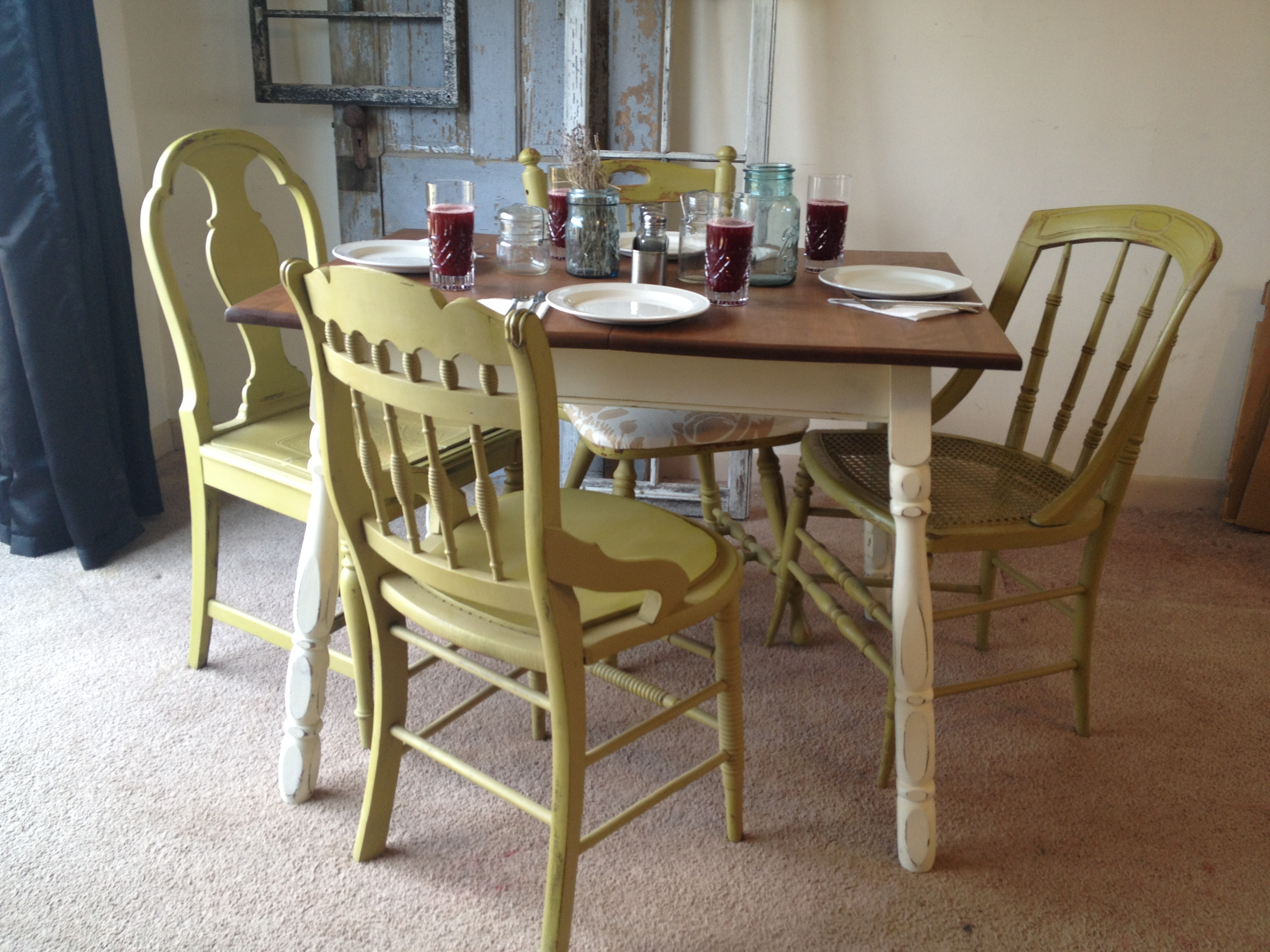 Small Kitchen Table And Chair Sets3264 X 2448