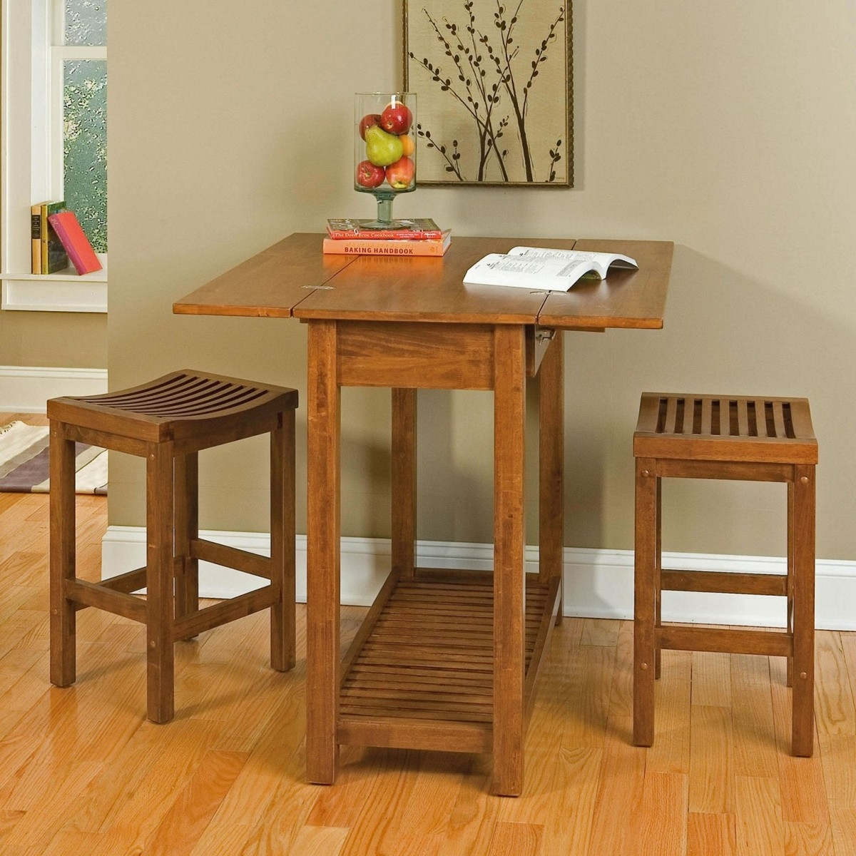 Small Kitchen Table Set For 2