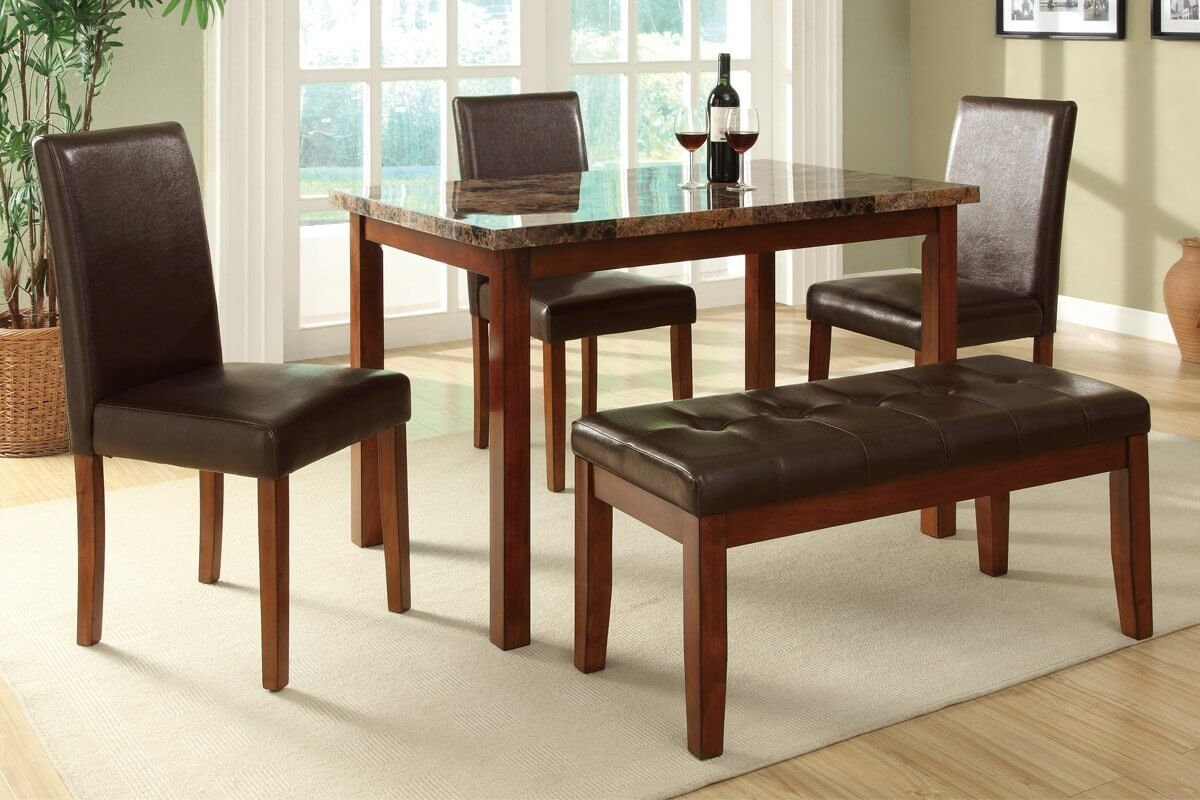 Small Kitchen Table Set For 4