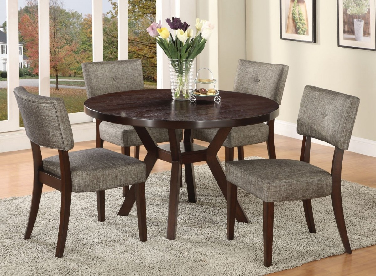 Small Round Kitchen Table And Chairs Set