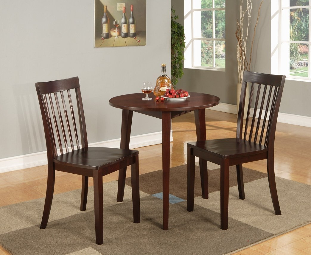 Small Round Kitchen Tables Sets