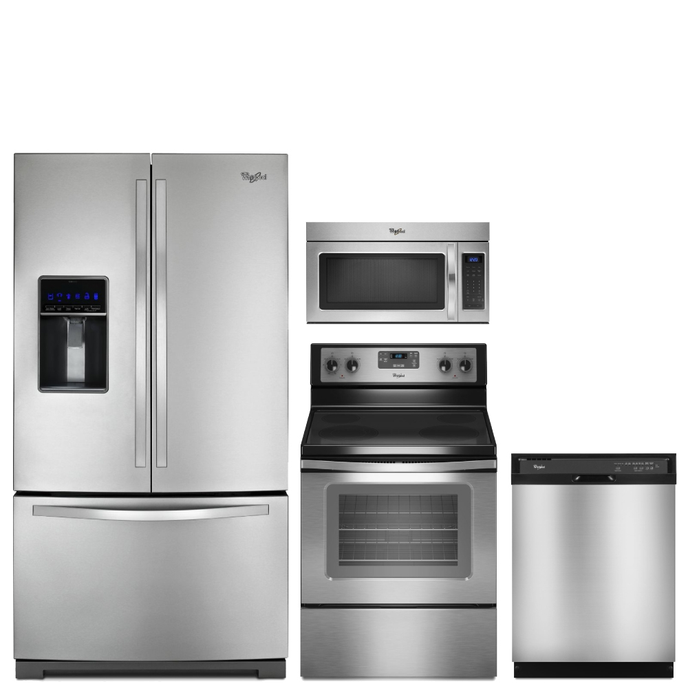 Permalink to Whirlpool 4 Piece Kitchen Set