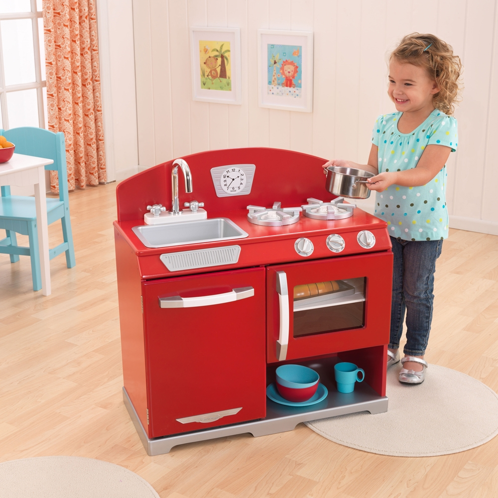 Wooden Kitchen Sets For Toddlers