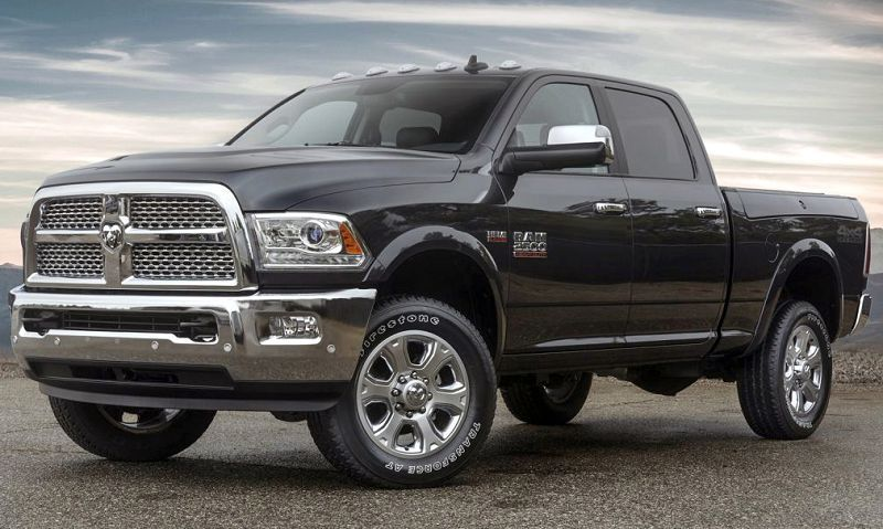 11 A 2019 Dodge Ram 2500 Cummins Performance