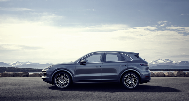 11 A 2020 Porsche Cayenne Turbo S Review and Release date