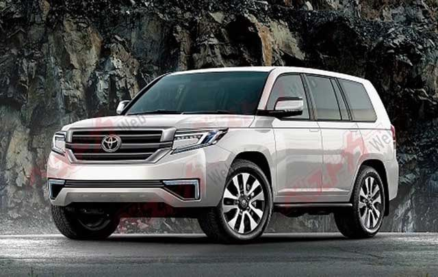 11 A 2020 Toyota Land Cruiser Diesel Configurations