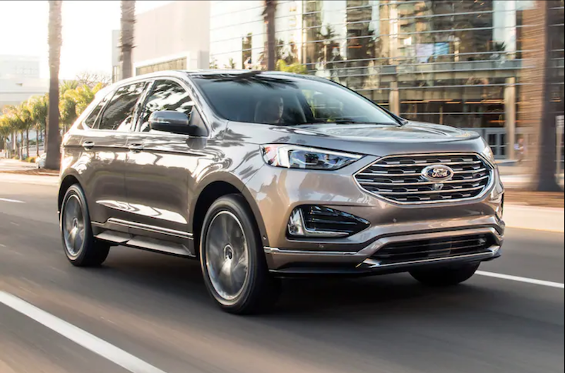 11 All New 2019 Ford Edge New Design Ratings