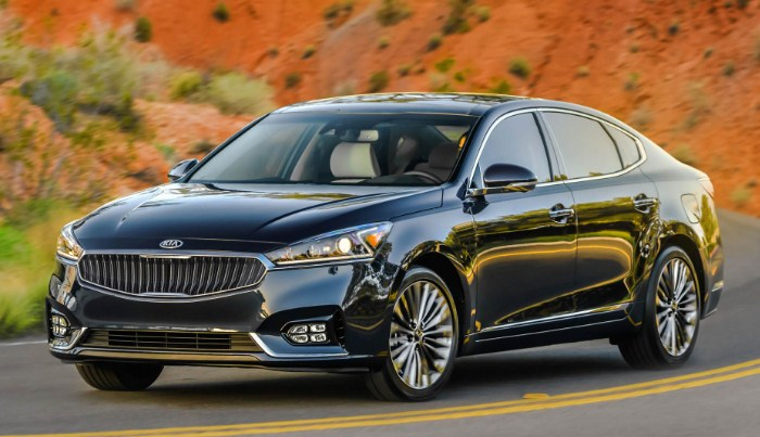 11 All New 2020 All Kia Cadenza Pricing