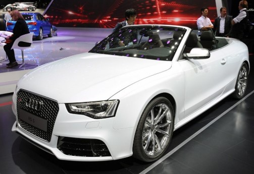 11 All New 2020 Audi Rs5 Cabriolet Exterior