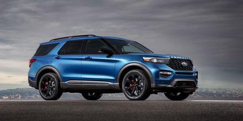 11 All New 2020 Ford Explorer Sports Review and Release date