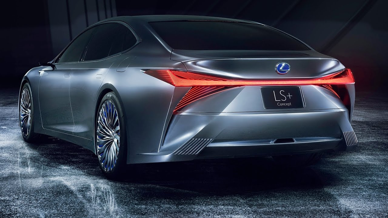 11 All New 2020 Lexus LS Pictures