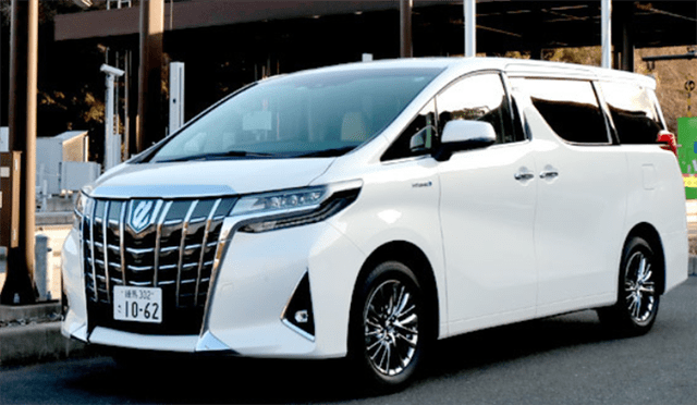 11 All New 2020 Toyota Alphard Price and Release date