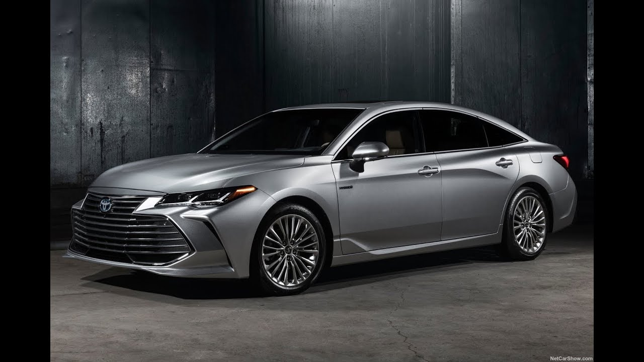 11 Best 2020 Toyota Avalon Hybrid Spy Shoot