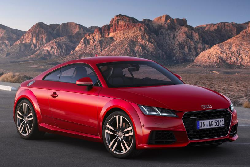 11 New 2019 Audi Tt Rs Configurations