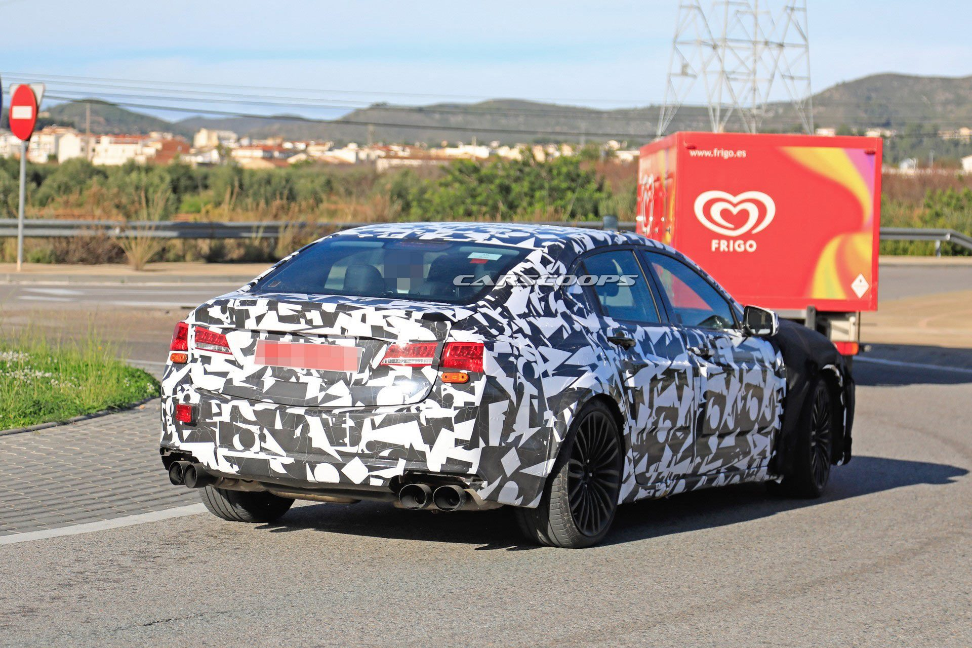 11 New 2020 Acura Tl Type S Spy Shoot