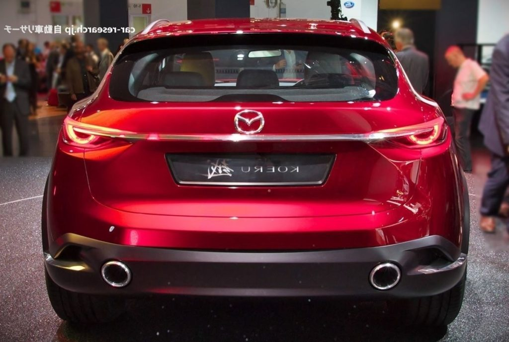 11 New 2020 Mazda Cx 7 New Review