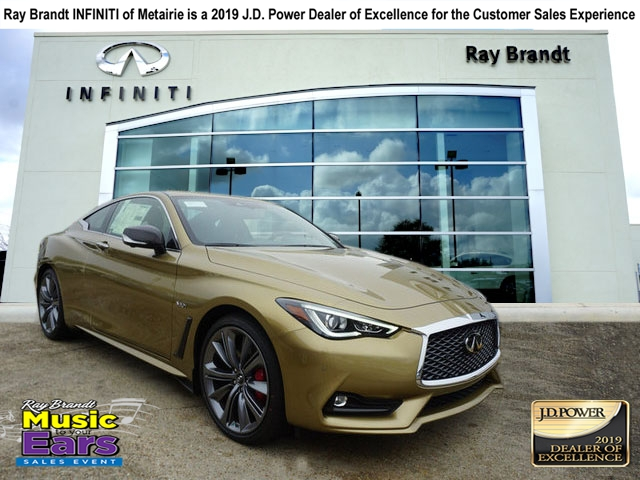 11 The 2019 Infiniti Q60 Coupe Ratings
