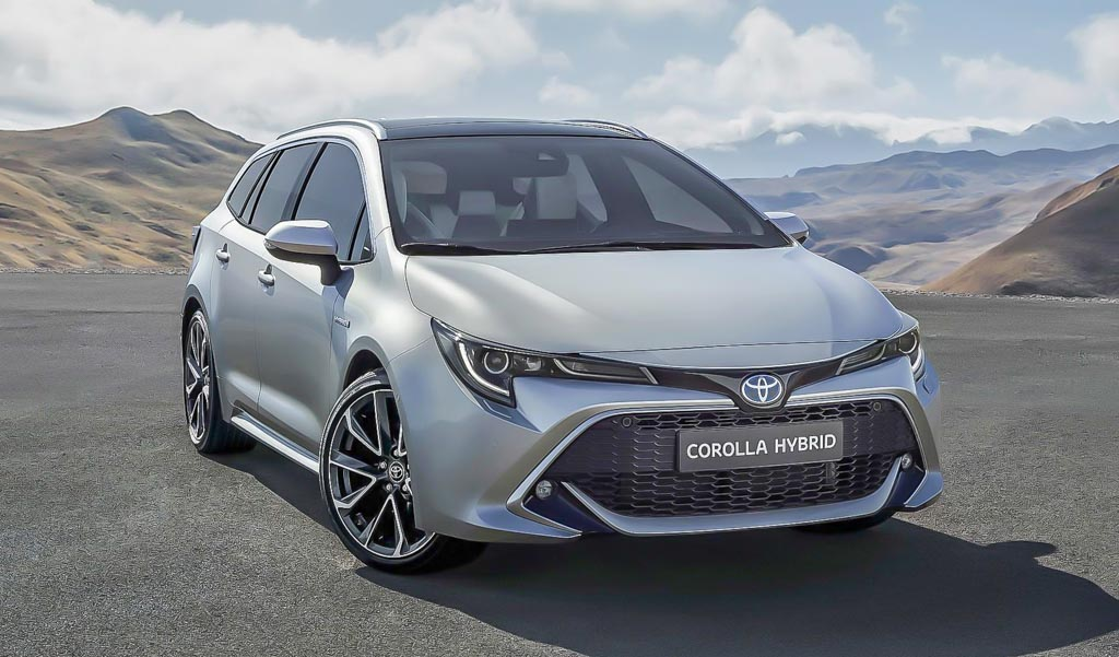 11 The 2019 Toyota Altis New Concept