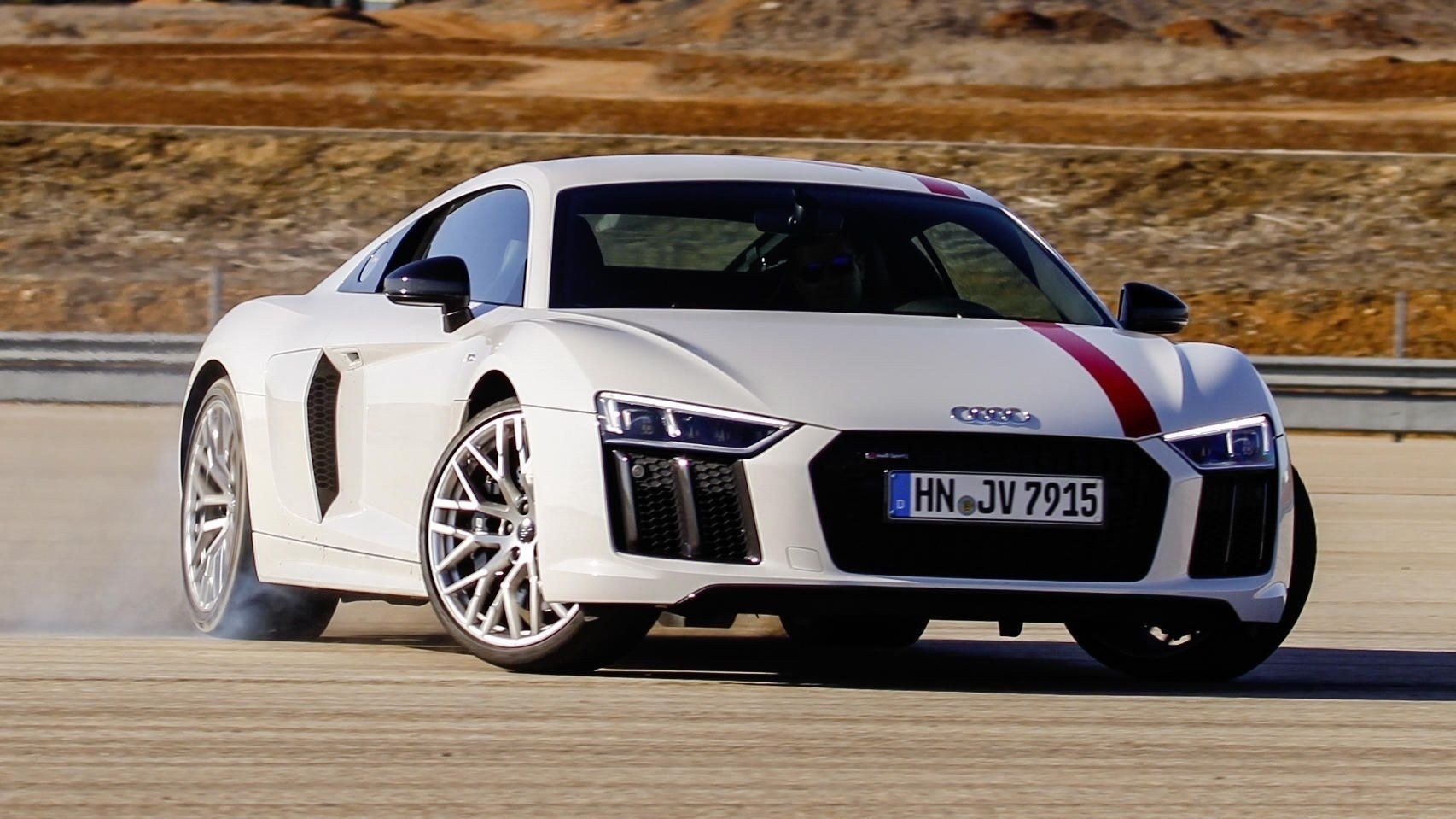 11 The 2020 Audi R8 LMXs Spy Shoot