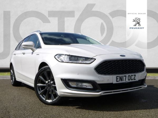 11 The 2020 Ford Mondeo Vignale Concept