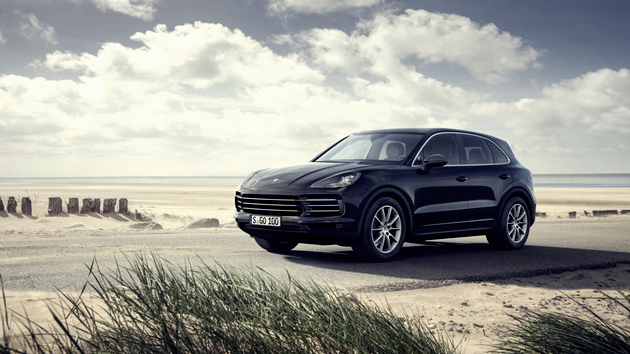 11 The 2020 Porsche Cayenne Turbo S Configurations