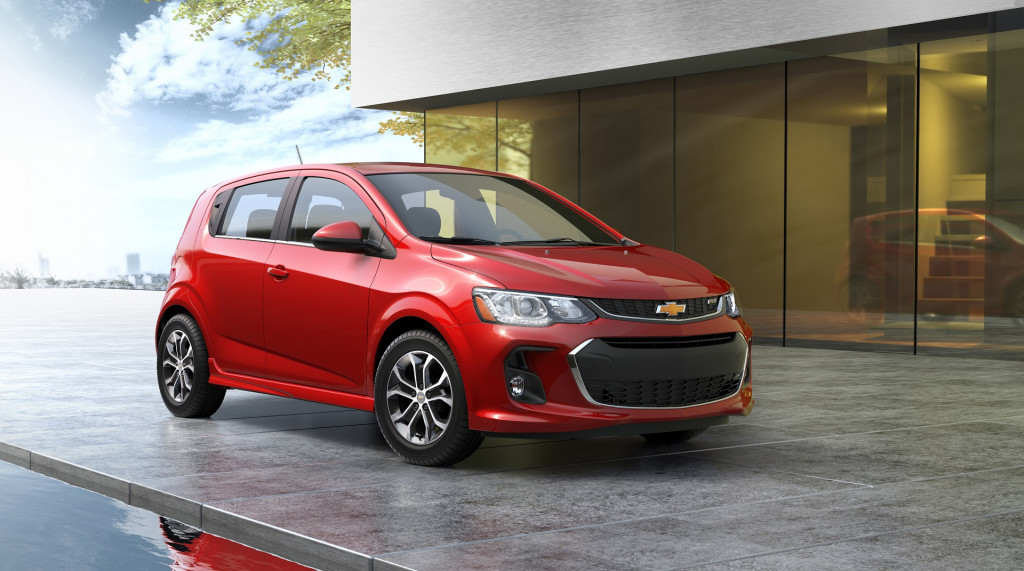11 The Best 2019 Chevy Sonic Photos