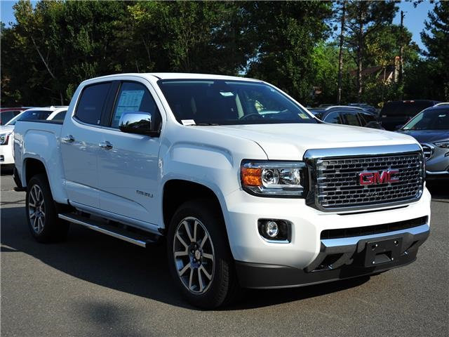 11 The Best 2019 GMC Canyon Denali Research New