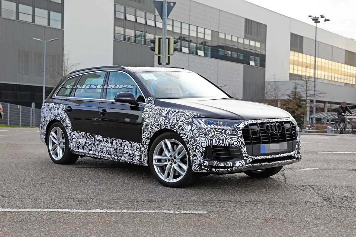11 The Best 2020 Audi Q7 Photos