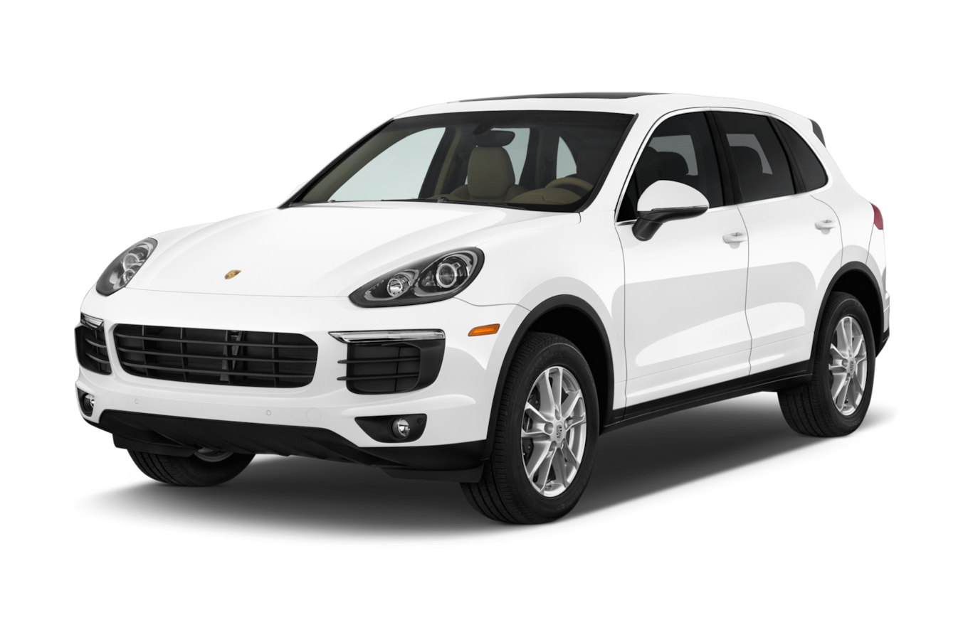 11 The Porsche Cayenne Model Exterior and Interior