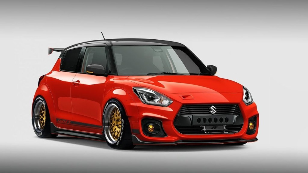 12 A 2019 New Suzuki Swift Sport Engine