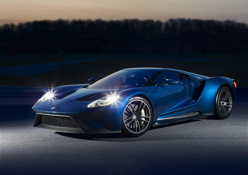 12 A 2020 Ford Gt Supercar History