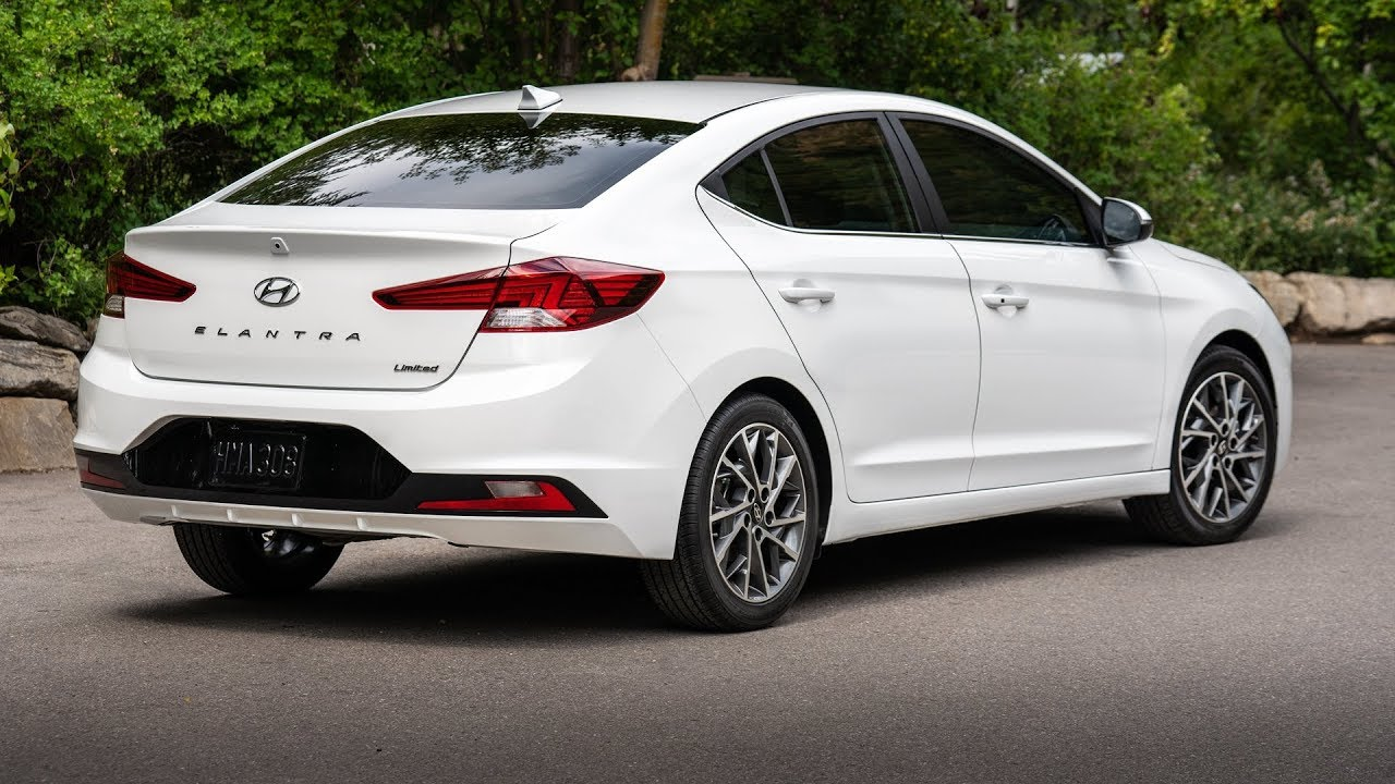 12 A 2020 Hyundai Elantra Sedan Price Design and Review