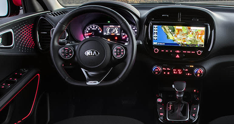 12 A 2020 Kia Soul Awd Overview