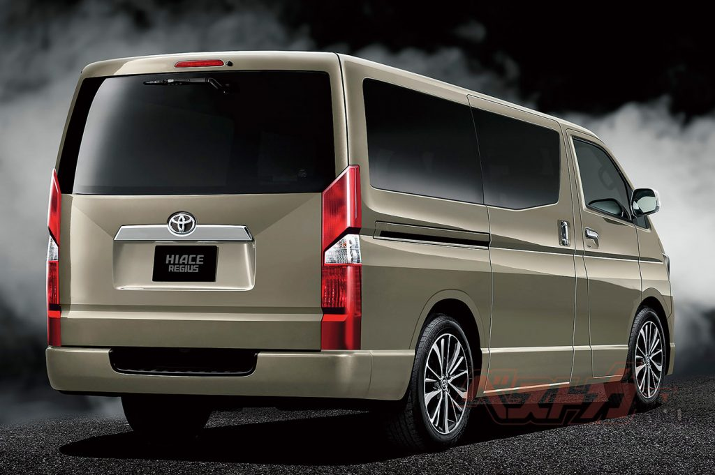 12 A 2020 Toyota Hiace Specs and Review