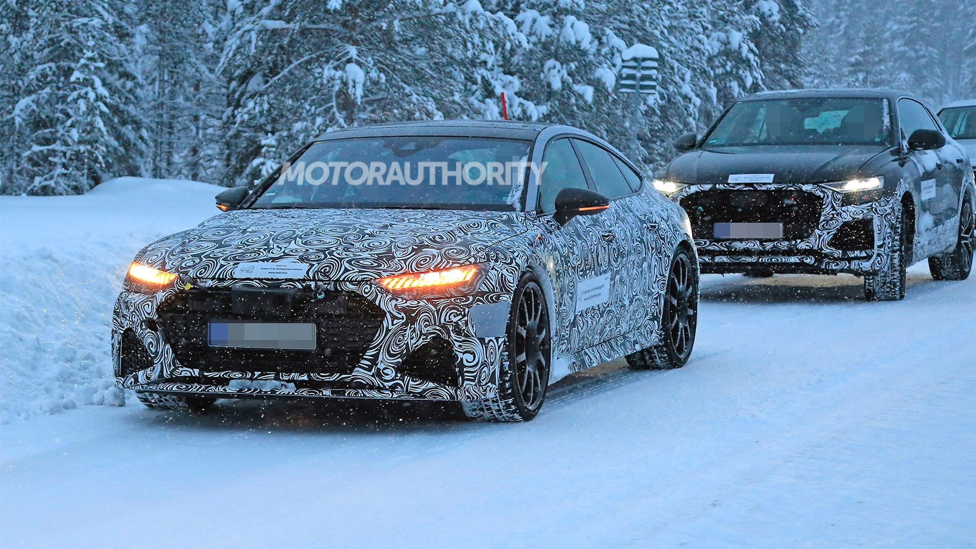 12 All New 2020 Audi A7 History