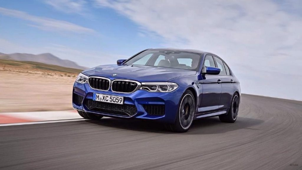 12 All New 2020 BMW M5 Get New Engine System Speed Test
