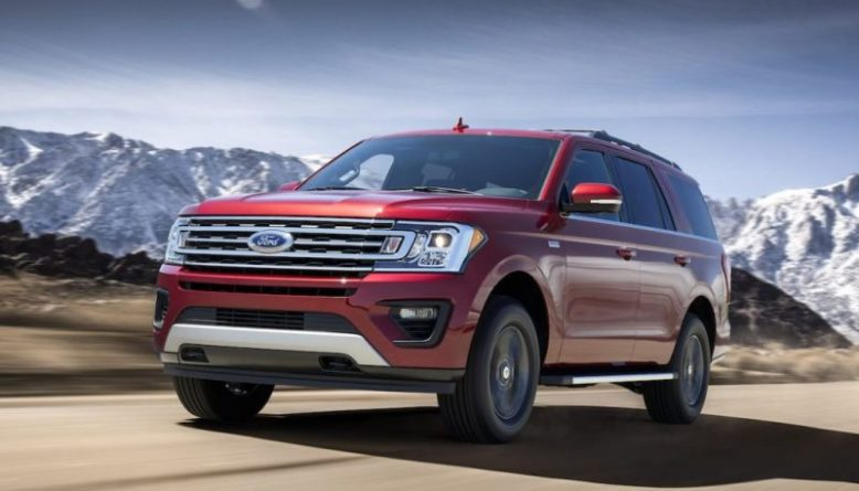 12 All New 2020 Ford Expedition New Concept