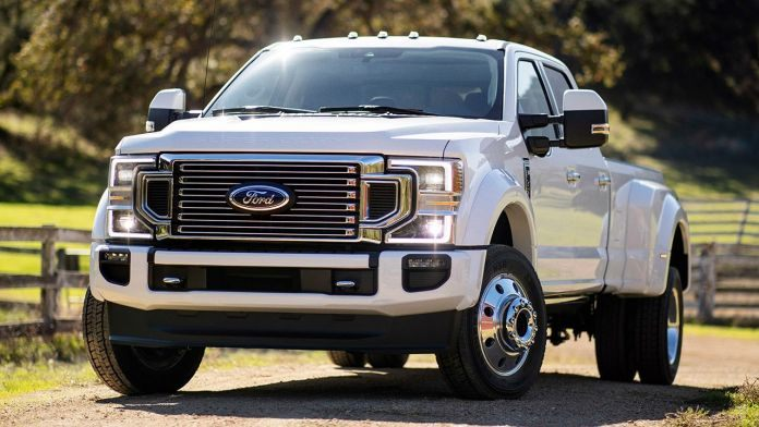 12 All New 2020 Ford F350 Super Duty Redesign and Review