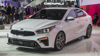 12 All New 2020 Kia Forte Price and Release date