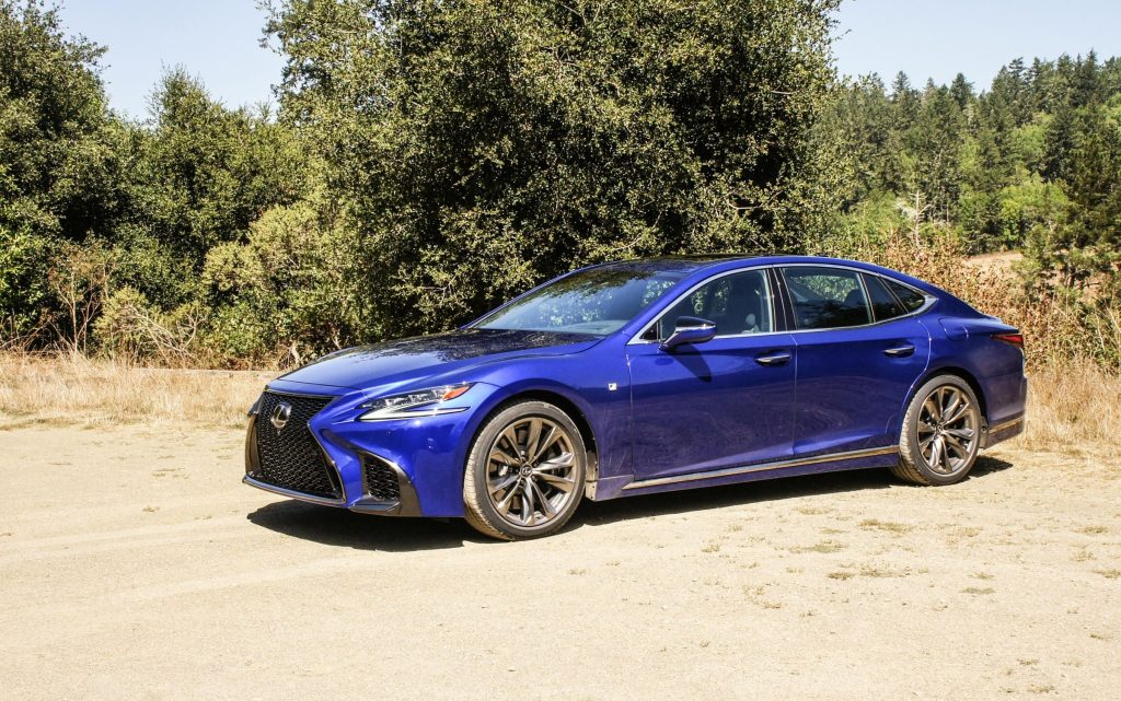 12 All New 2020 Lexus LSs New Model and Performance