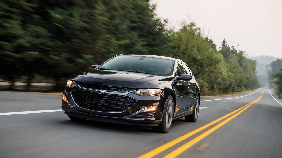 12 Best 2020 Chevy Malibu Prices