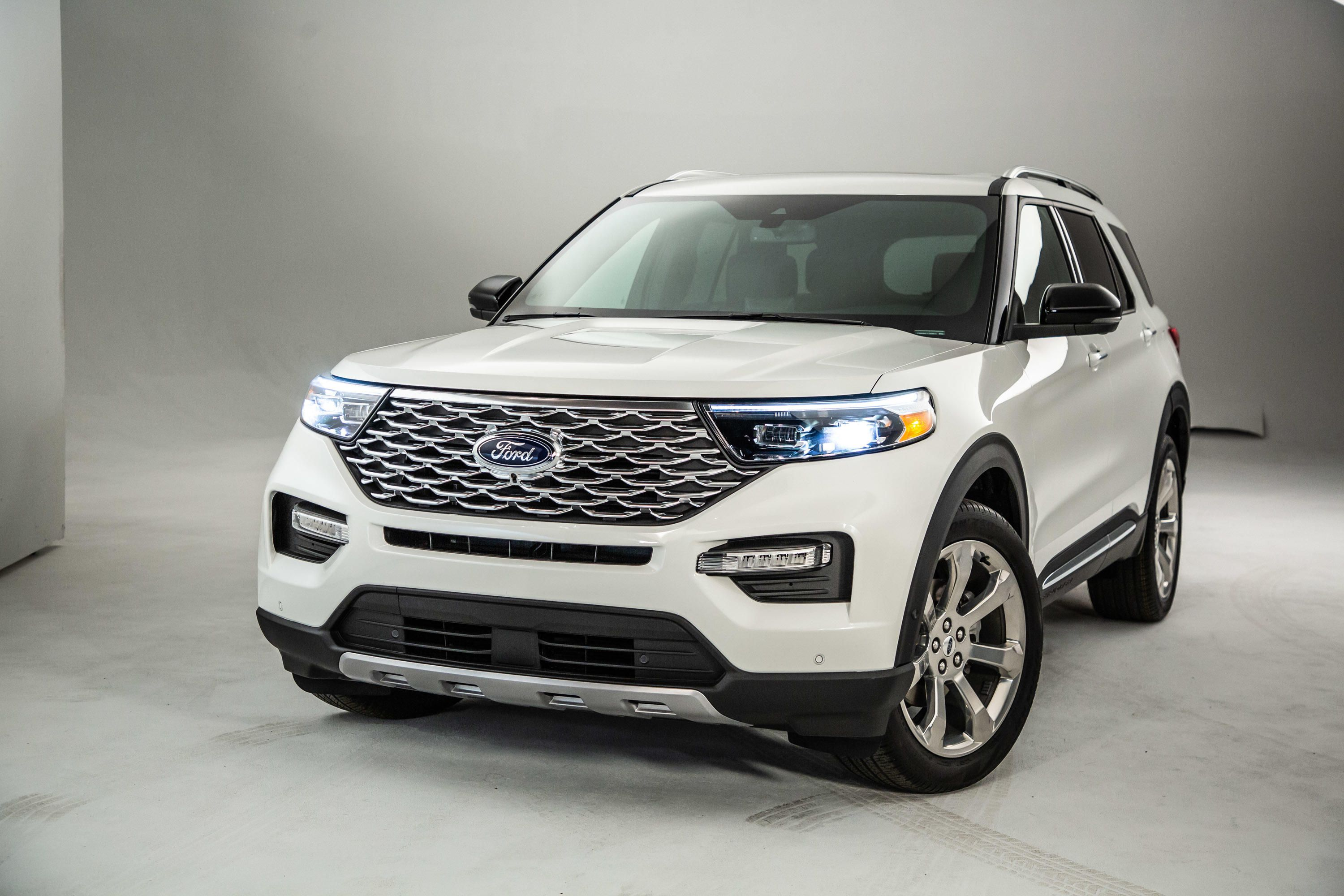 12 Best 2020 Ford Explorer Sports Photos
