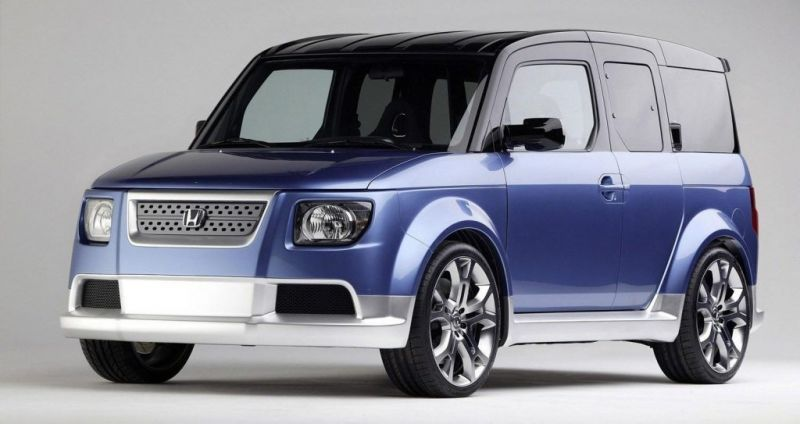 12 Best 2020 Honda Element Interior