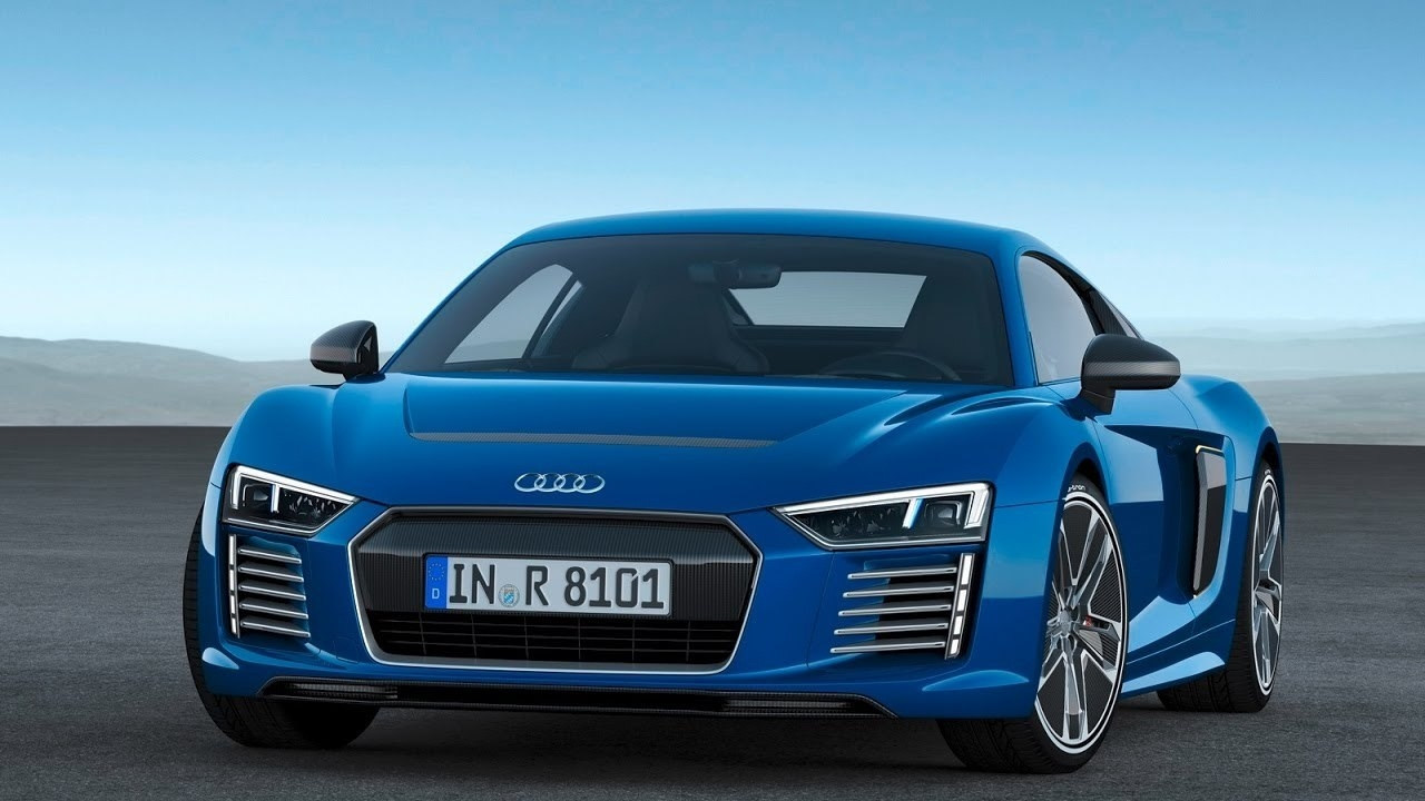 12 New 2019 Audi R8 E Tron Redesign and Review
