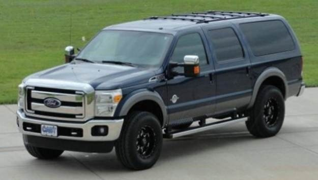 12 New 2019 Ford Excursion Diesel Style