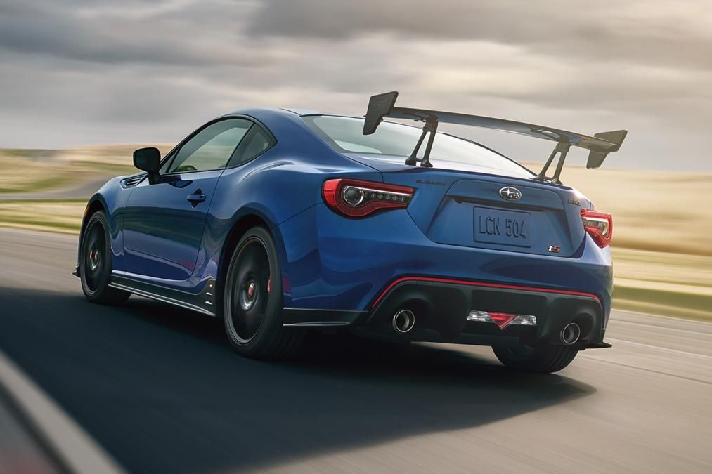 12 New 2019 Subaru Brz Sti Price Design and Review