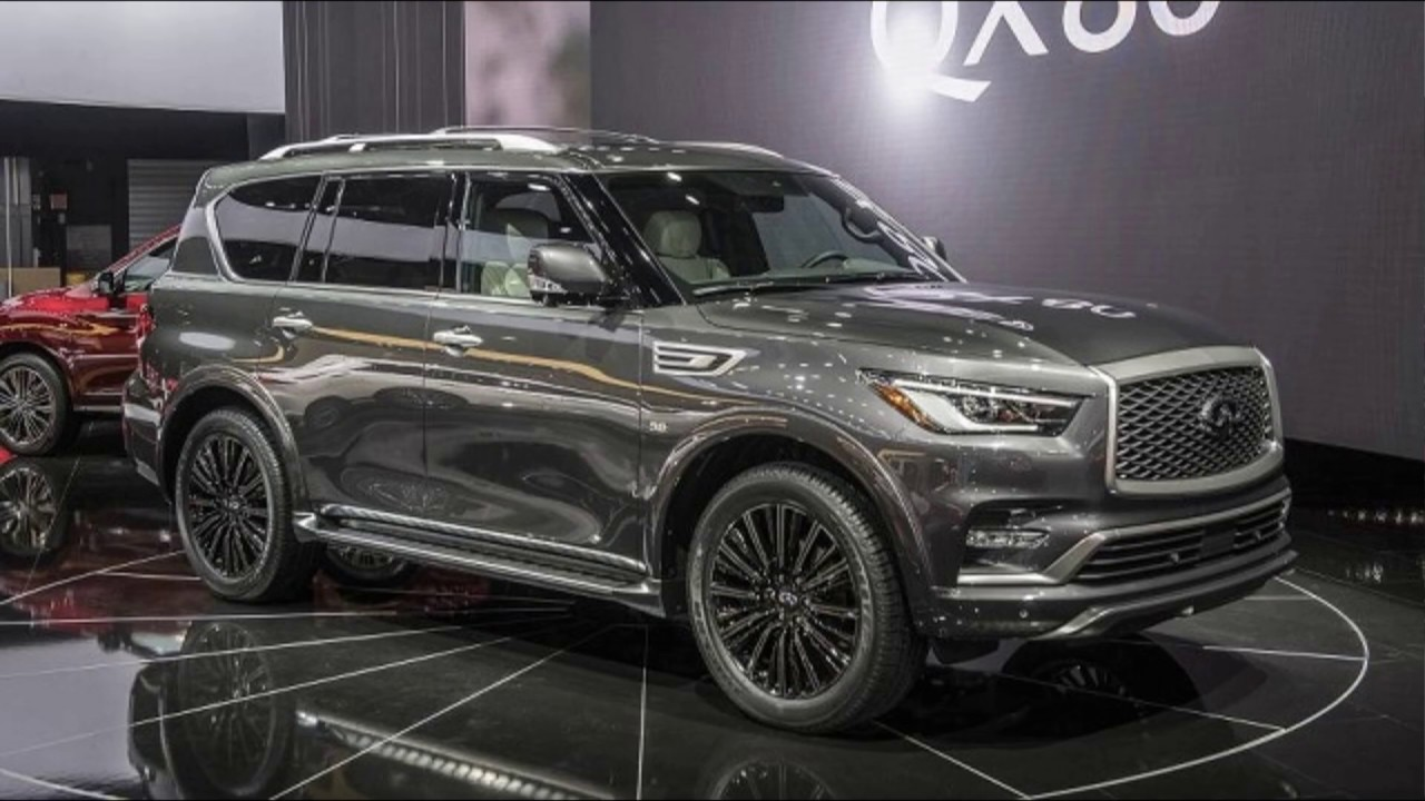 12 New 2020 Infiniti Qx80 Suv Performance
