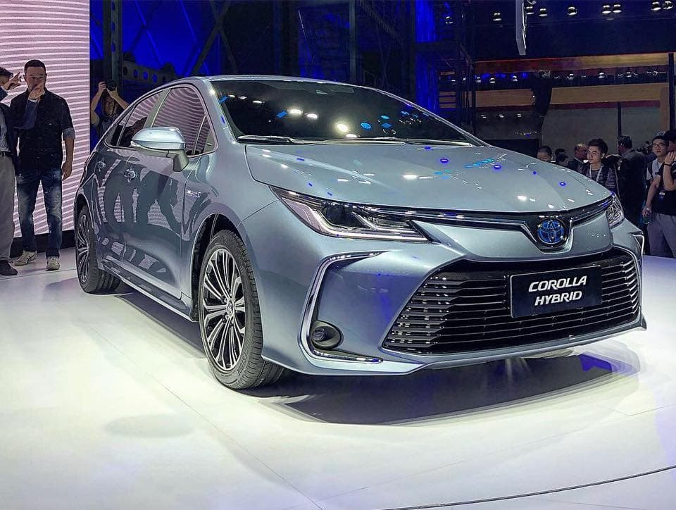 12 New 2020 Toyota Altis Spy Shoot