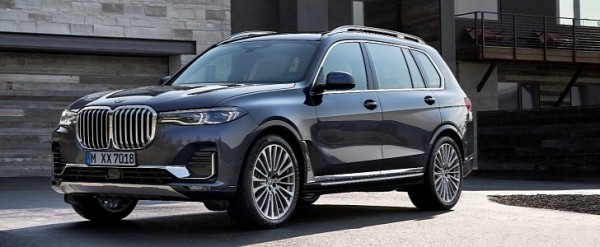 12 The 2020 BMW X7 Suv Exterior
