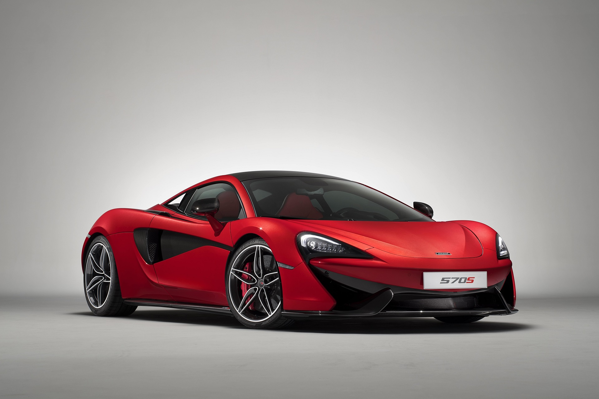 12 The 2020 McLaren 570S Coupe Speed Test